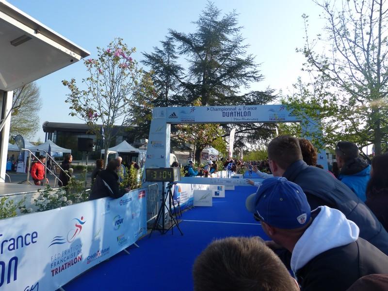 Vous visualiser les photos de : Championnat de France de Duathlon